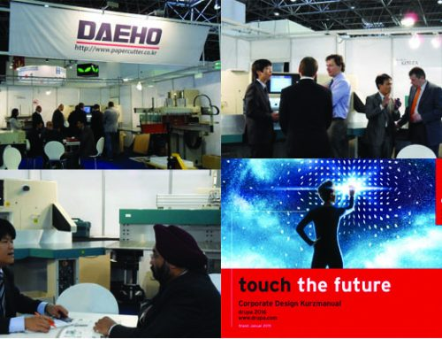Let's meet at drupa2016