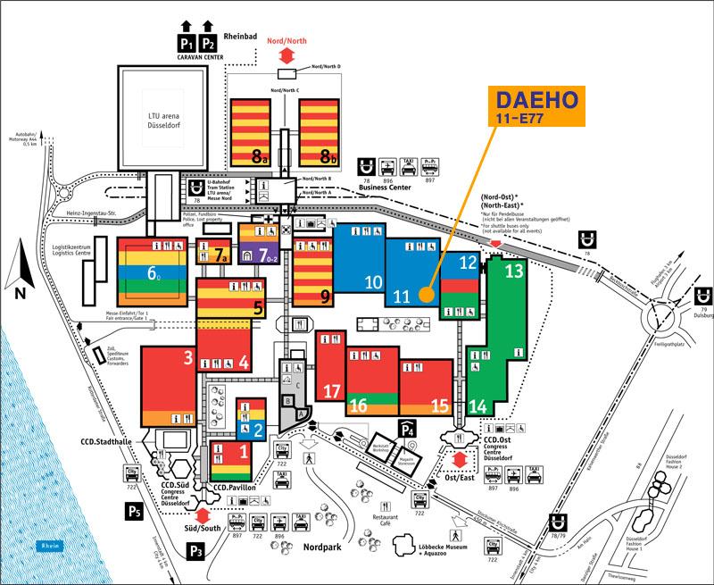 drupa2008-map